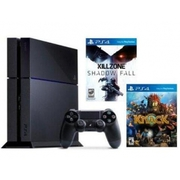 PS4 500GB Console Bundle with Killzone and Knack